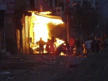 Delhi violence like horror film on anti-Sikh riots: Shiv Sena