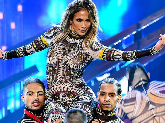JLo Sizzles In New Video