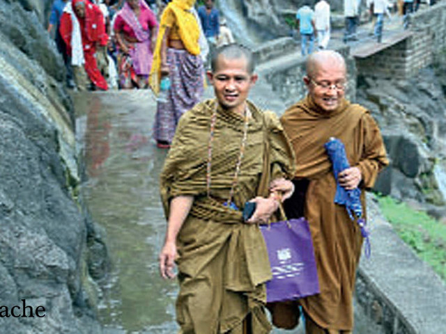 Aurangabad's 'Ajanta and Ellora' can become a hotspot for Buddhist Tourism