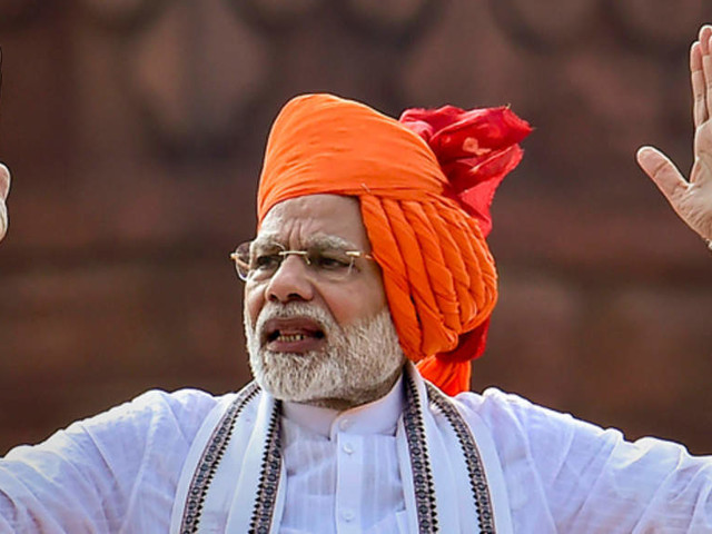 PM Modi projects himself as impatient agent of change ahead of 2019
