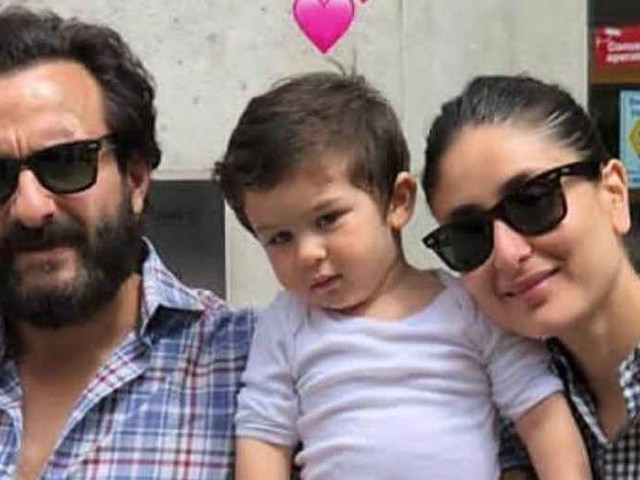 Saif Ali Khan and Kareena Kapoor do this one special thing for baby Taimur
