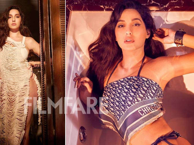 Nora Fatehi on her ever growing fandom films and her envious figure