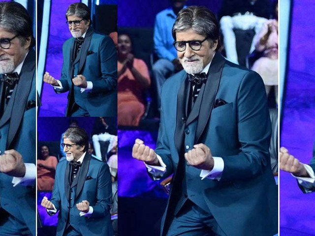 Amitabh Bachchan on receiving special gifts by Abhishek and Aaradhya Bachchan