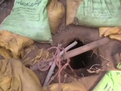 സാമ്പാ അതിര്ത്തിയില് നുഴഞ്ഞുകയറ്റത്തിന് തീവ്രവാദികള് തയ്യാറാക്കിയ തുരങ്കം കണ്ടെത്തി