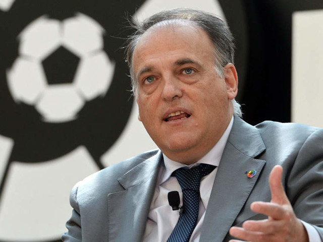 Bar PSG from Champions League over FFP breach: Javier Tebas