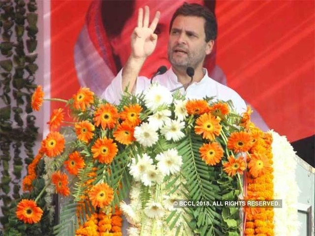 'Congress will get women's reservation bill passed once in power'