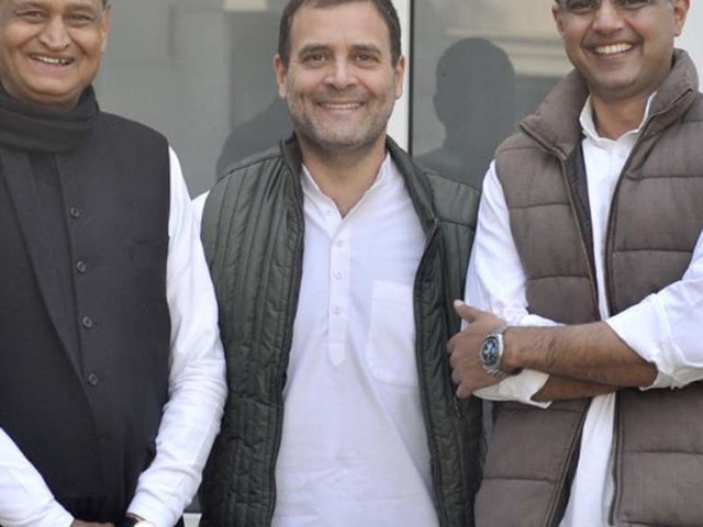 Who will be Rajasthan CM? Rahul Gandhi's tweet may have the answer