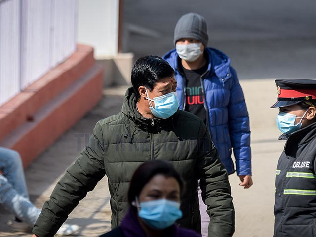 Government cracks down on casual attitude to pandemic, anyone outdoors without a mask across Nepal may be arrested
