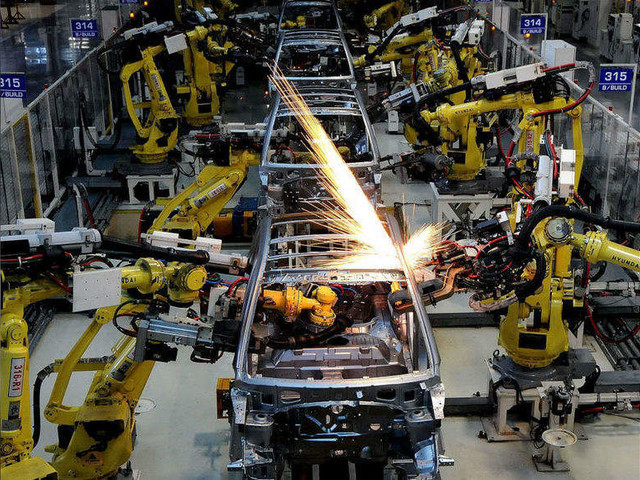 Factory output up in Nov after shrinking for 3 months
