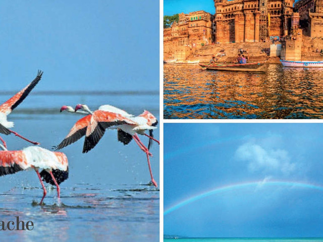 Varanasi's ghats, Hampi's attractions & Goa's iconic churches: Destinations which are every photographer's paradise