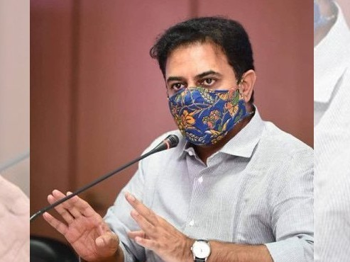 KTR urges centre to conduct competitive exams in regional languages