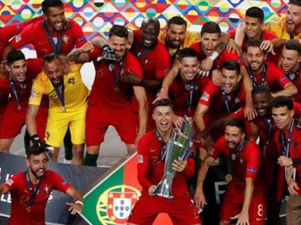 युरो विजेत्या पोर्तुगालचीच युरोपात हुकमत