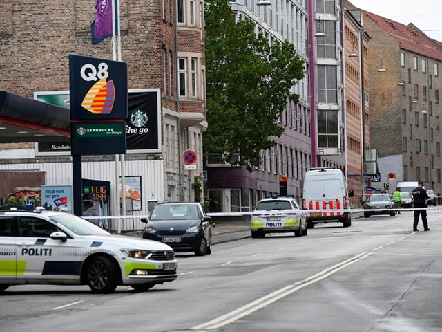 Danish capital hit by second blast in four days: police