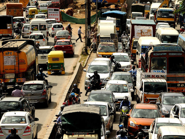 Better use of roads with car-pooling can be alternative to decongest Bengaluru roads: Uber executive