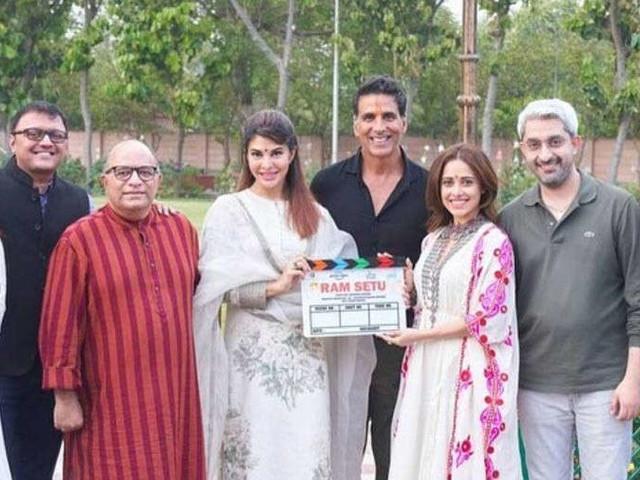 Akshay Kumar to start shooting for Ram Setu in September