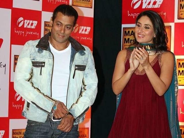 कभी Kareena Kapoor को लगती थी Salman Khan की एक्टिंग बकवास, पढ़ें पूरी खबर