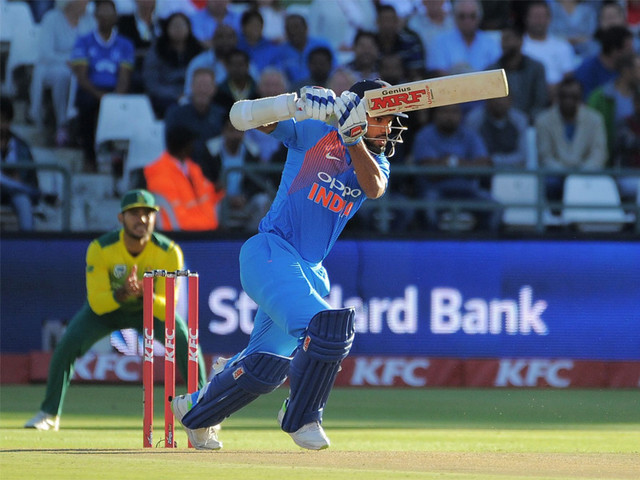 3rd T20I Live: India set 173-run target for SA