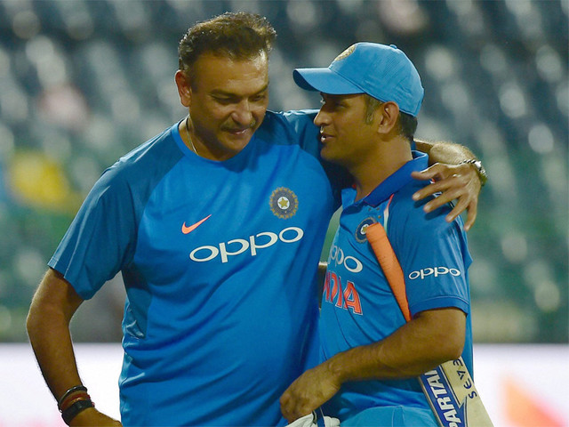 Dhoni will play 2019 World Cup: Shastri