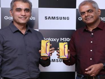 6,000mAh की दमदार बैटरी के साथ लॉन्च हुआ सैमसंग Galaxy M30s, शुरूआती कीमत 13,999 रुपए