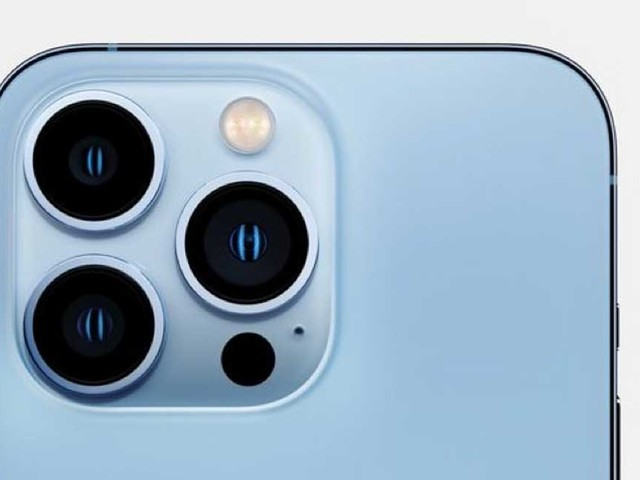 4K ProRes video recording not available on 128GB iPhone 13 Pro models