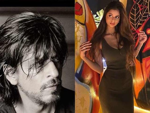 Shahrukh Khan की बेटी सुहाना खान ने पार की बोल्डनेस की सारी हदें,ब्लैक डीप नेक टॉप में मिरर सेल्फी हुई वायरल