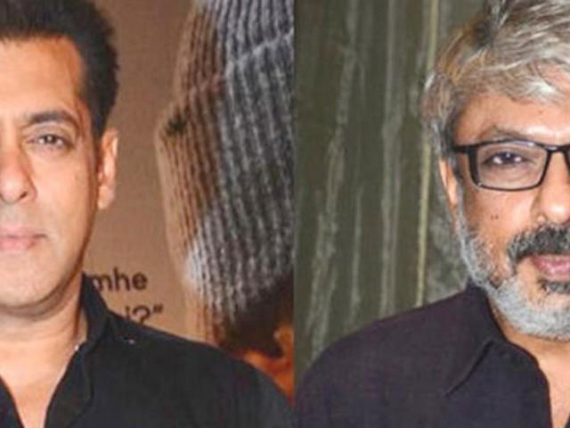 Confirmed Salman Khan and Sanjay Leela Bhansali to reunite for a film