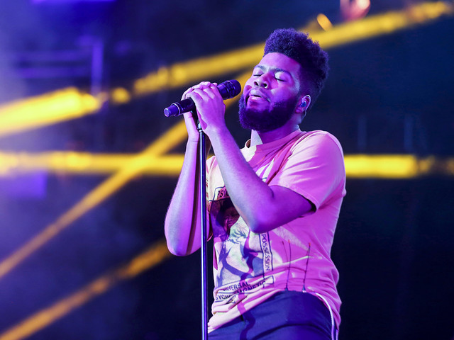 Khalid Named in Time 100 Most Influential People List