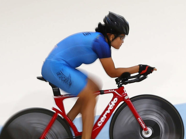 India win gold and two silver on Day 2 of Track Asia Cup Cycling