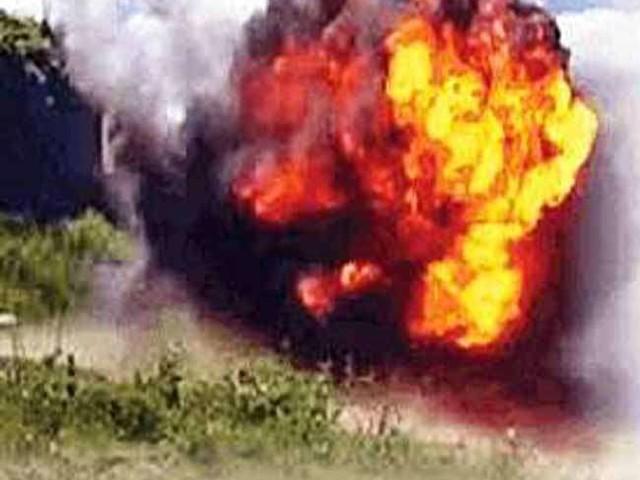छत्तीसगढ़: नक्सलियों ने फोर्स के लिए बिछाई थी बारूदी सुरंग, विस्फोट में ग्रामीण के उड़े चिथड़े
