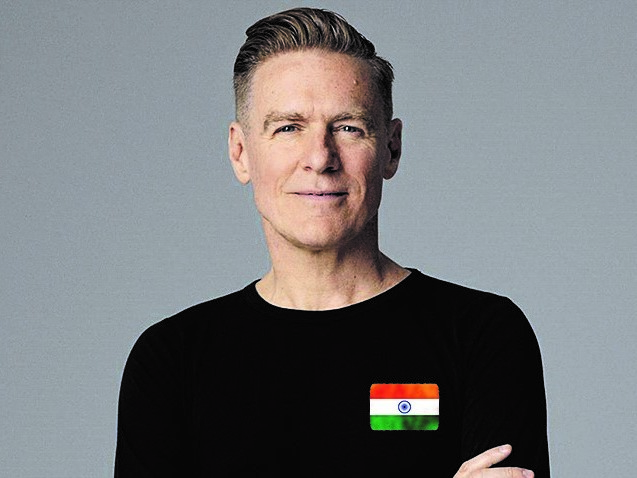 Bryan Adams Is Coming To India For A 5 City Tour