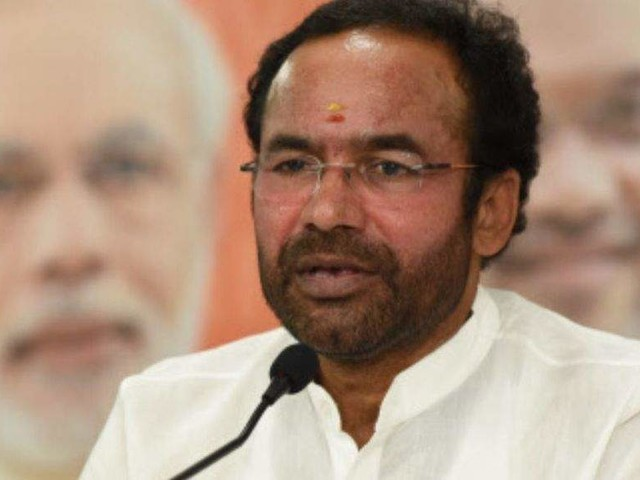 Disclosure of information in NPR voluntary: MoS Home Reddy