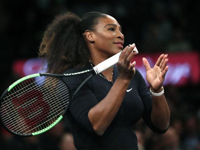 Serena dominates in return at Cincinnati Masters