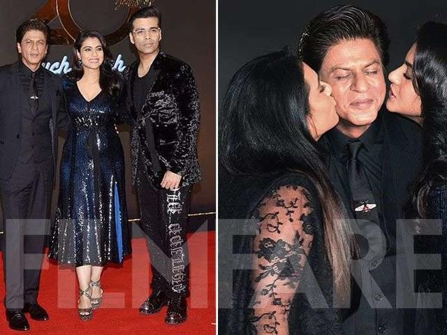 Bollywood stars celebrate 20 years of Kuch Kuch Hota Hai