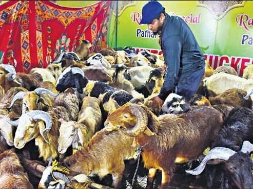 Eid fete to remain subdued across Telangana