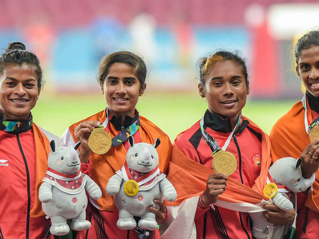 A day after Asiad glory, Surat girl Sarita struggles for cash to shop
