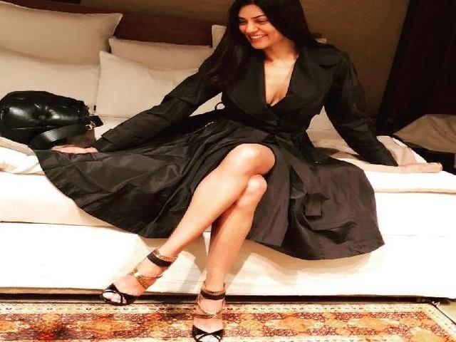Sushmita Sen ने 25 साल पहले जीता था Miss Universe का खिताब, Boyfriend ने दिया खूबसूरत सरप्राइज़