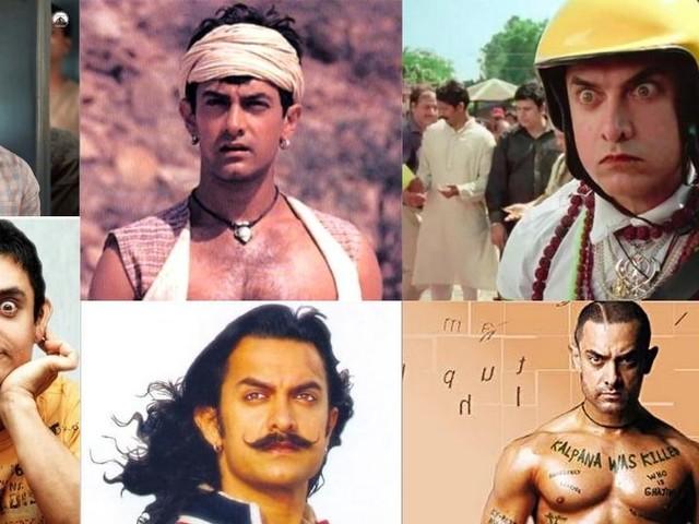 HBD आमिर; चोरून लग्न ,घटस्फोट, पुरस्कार सोहळे अशी बरिच गुपितं
