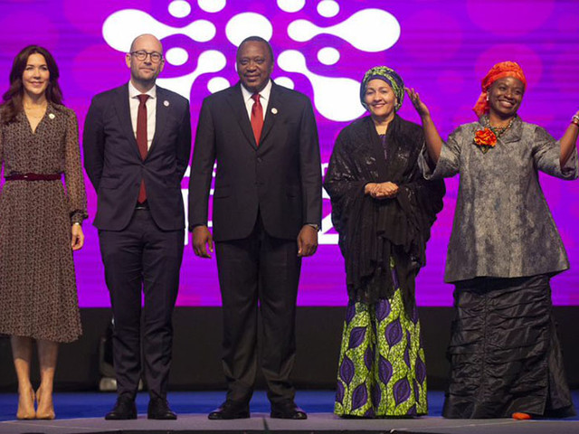 World leaders vow to advance ICPD agenda as historic Nairobi Summit opens