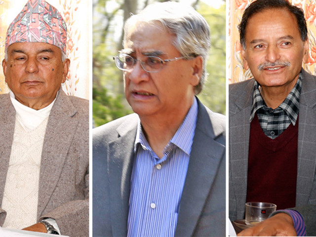 NC factions in bid to iron out differences