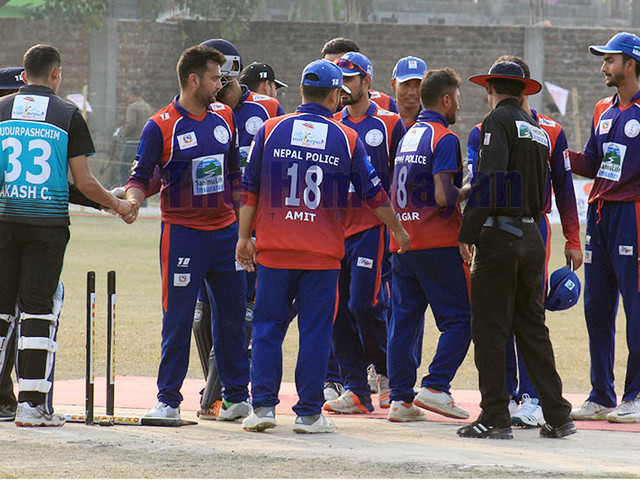Nepal Police Club edge Sudurpaschim Province to storm into Manmohan Memorial final