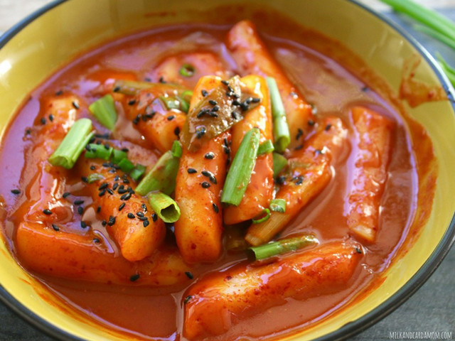 These Korean dishes promise a major foodgasm!