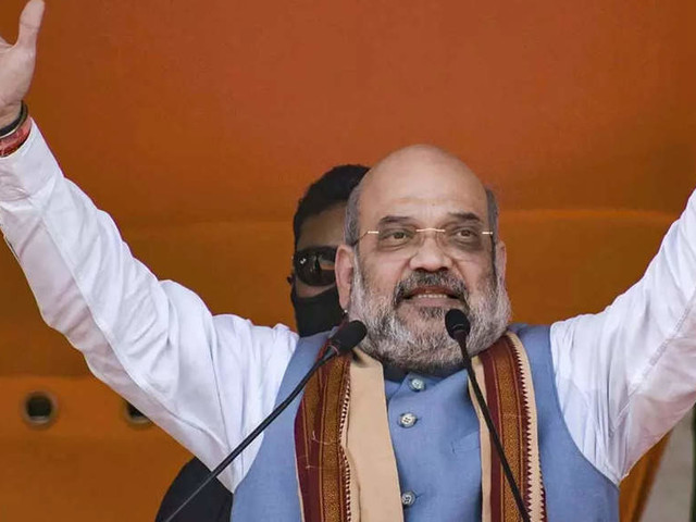 It is important to neutralize sources of income of Left Wing Extremists, says Amit Shah