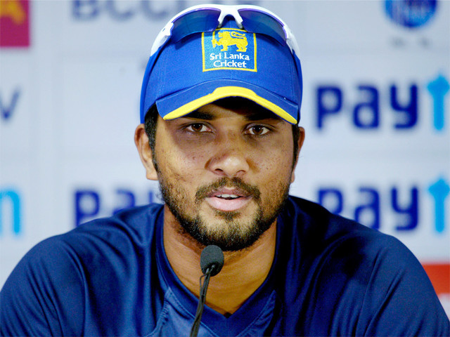 This pitch has much less grass compared to Eden: Chandimal
