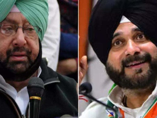 Any decision by Congress President acceptable, says Amarinder Singh as speculation spirals over Navjot Singh Sidhu as PPCC chief