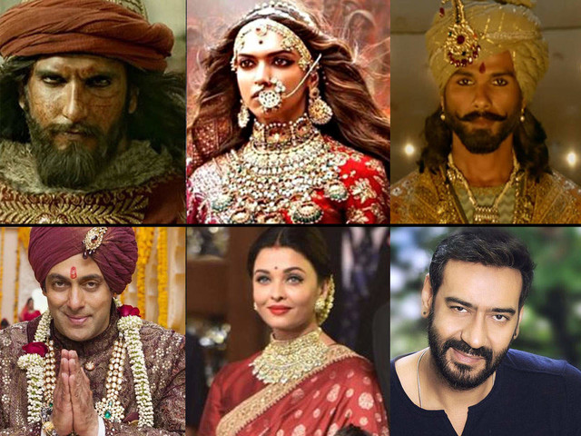 ​Shahid would recast these actors in Padmaavat