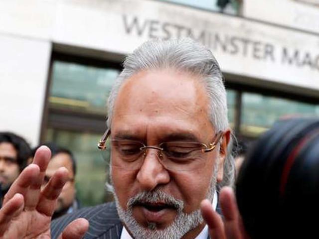13 Indian banks seek details of Mallya's assets in Britain