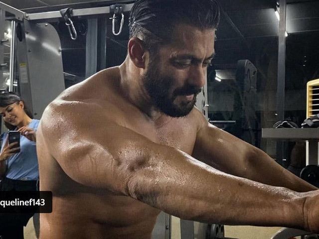 Salman Khanâs latest picture proves he is fitter than ever