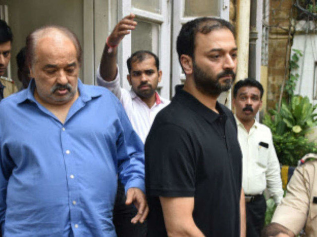 PMC: Court extends HDIL promoters' ED custody