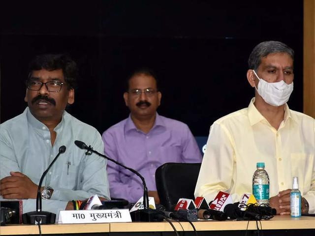 कोल इंडिया पर झारखंड का भारी पैसा बकाया है, और कंपनी के संचालन को बंद कर सकती है: सीएम हेमंत सोरेन | भारत समाचार
