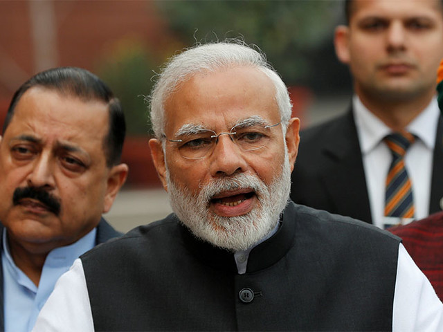 India's Modi to avoid Pakistan airspace despite getting permission